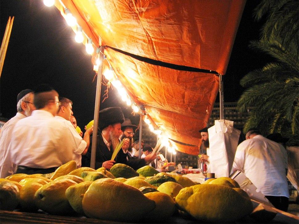 Sukkot fruits