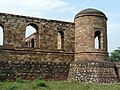 Sultan Ghari Side wall (2897561391).jpg