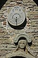 Sundial, Ruardean Church - geograph.org.uk - 747558.jpg