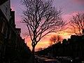 Sunrise over Amesbury Avenue - geograph.org.uk - 391050.jpg