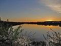 Sunset over Watercolour, Merstham (6283599305).jpg