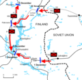 Suomussalmi battle from 30 November to 8 December 1939.png