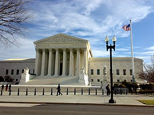 Supreme Court Building of the United States, W...