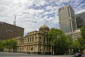 Lonsdale Street, Melbourne - Image: Supreme Court of Victoria