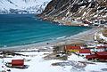 Surfing North the Arctic Circle -365in2015 -Grøtfjord -Norway (16754308825).jpg
