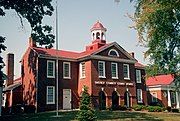 Sussex County Courthouse (Built 1828), Sussex, Virginia.jpg