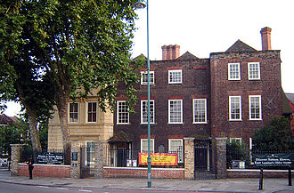 London Borough of Hackney - Sutton House was built in 1535.