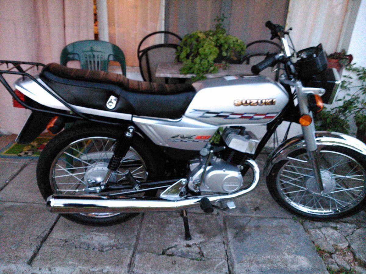Suzuki AX100 - Wikipedia