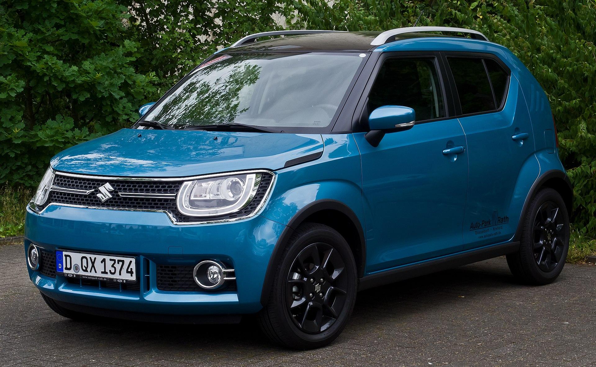Suzuki Ignis (2016–2020)