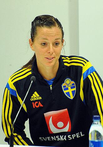 Lotta Schelin - Schelin in 2014