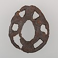 Sword Guard (Tsuba) MET 17.229.13 001may2014.jpg