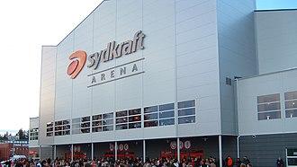 NHK Arena - Image: Sydkraft Arena 2