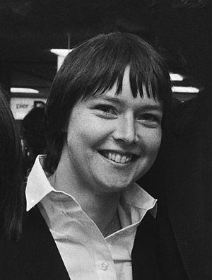 Sylvia Barlag - Sylvia Barlag in 1980
