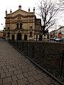 Synagoga Tempel 1860-1862 1893-1894 Kraków ulica Miodowa 24.jpg
