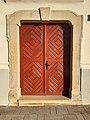 Szentlőrinci római katolikus templom ajtaja.jpg