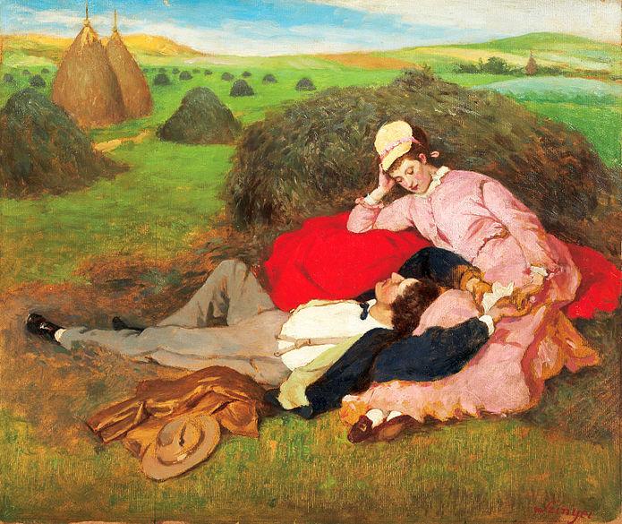 File:Szinyei Merse Szerelmespár 1870.jpg
