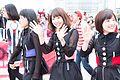 T-SPOOK 2016 Koshimizu Ami, Nishida Nozomi & Suzuki Minori (Walküre) (33544647880).jpg