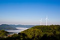 TVA wind turbines on Buffalo Mountain in East Tennessee (4402546815).jpg
