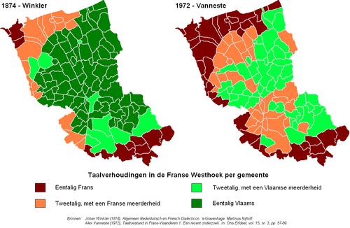 Wordt het Frans-Vlaams bedreigd? - Pagina 8 500px-TaalverhoudingFranseWesthoek