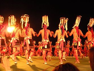 Amis people - Image: Taiwan aborigine amis dance