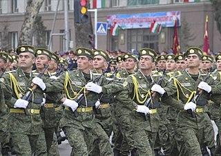Armed Forces Day (Tajikistan) National holiday in Tajikistan