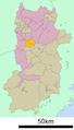 Takaichi District in Nara prefecture Ja.png