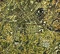 Takaoka city center area Aerial photograph.1975.jpg