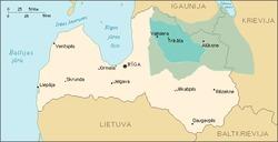 Tālava und seine Grenzspekulationen im 12. und 13. Jahrhundert.