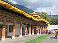 Tashichho Dzong Fortress in Thimphu during LGFC - Bhutan 2019 (130).jpg