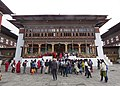 Tashichho Dzong Fortress in Thimphu during LGFC - Bhutan 2019 (39).jpg