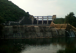Tatipudi Reservoir reservoir in India