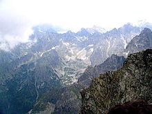 Inner Western Carpathians, High Tatras, Slovakia.