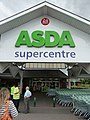 Taunton , ASDA Supercentre - geograph.org.uk - 1218160.jpg