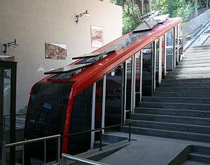 Mtatsminda Park - Tbilisi Funicular