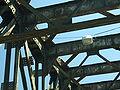 Tczew, silniční most, detail konstrukce II.JPG