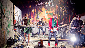 Team Me - Team me Live on P3 Gull 2014