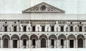 Elisabetta Manfredini-Guarmani - Teatro del Corso in Bologna where Manfredini-Guarmani made her professional debut on 11 March 1810