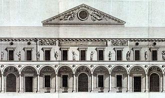 Francesco Rosaspina - Image: Teatro del Corso Bologna cropped