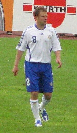 Teemu Tainio - Tainio with Finland