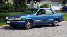 1988-1991 Ford Tempo