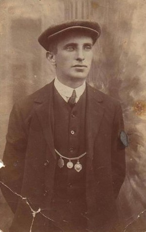 Tenby Davies - Frederick Charles 'Tenby' Davies.