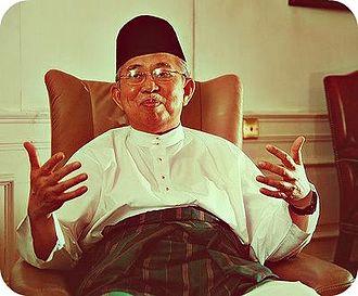 Malaysian general election, 1995 - Image: Tengku razaleigh