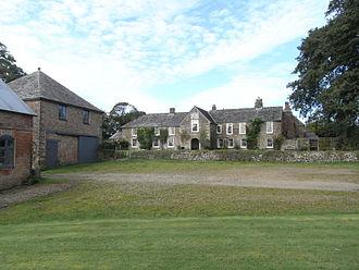 Tetcott - Image: Tetcott Manor House Devon
