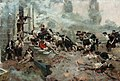 The Attack Upon the Chew House Howard Pyle.JPG