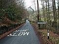 The B4574 at Cwmystwyth - geograph.org.uk - 751518.jpg