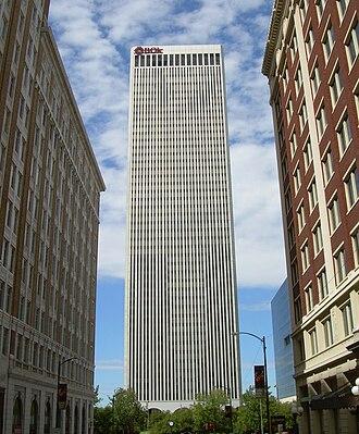 BOK Financial Corporation - BOK Tower