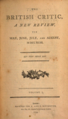 The British Critic, A New Review (1793, Vol. 1, London).png