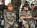 The Chief of Army Staff, General V.K. Singh reviews the conduct of Exercise 'Shoor Veer', on May 03, 2012.jpg