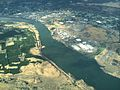 The Dalles aerial by Sam Beebe.jpg