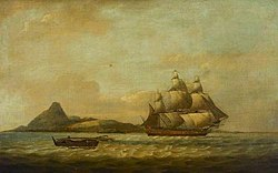 The East Indiaman 'Hindostan' ('Hindustan') and Other Vessels.jpg